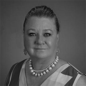 Portrait of Christine Moscinski