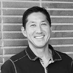 Portrait of Mike Hieshima