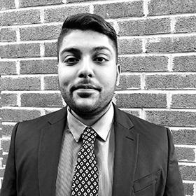 Portrait of Jeremy Singh
