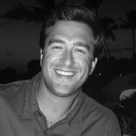 Portrait of Nick Fainelli